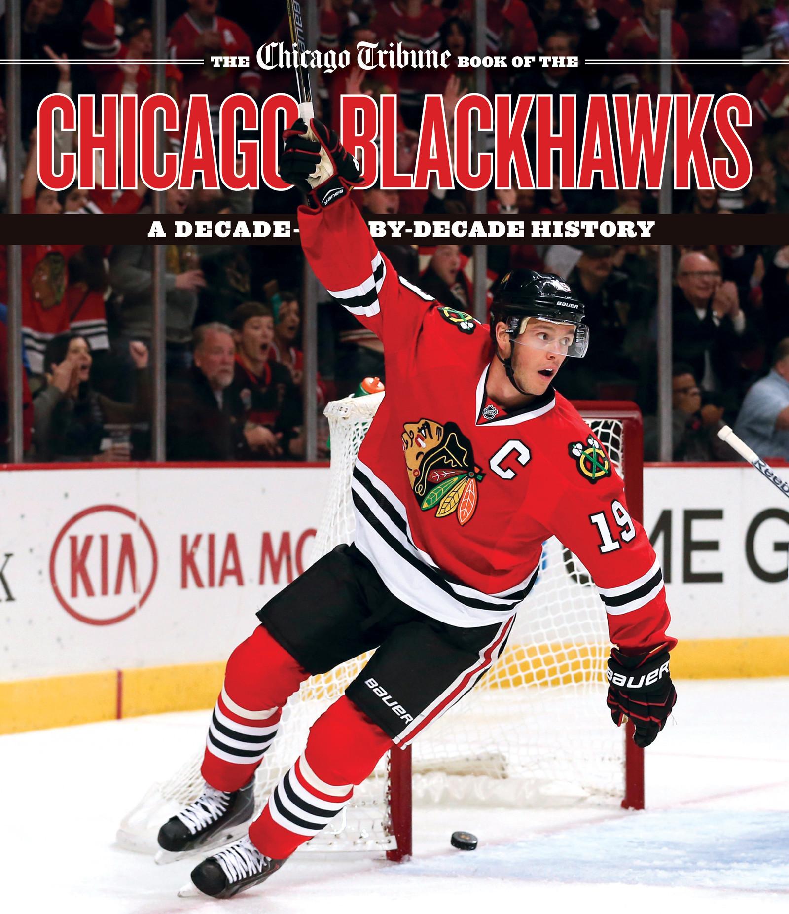 Blackhawks Book - Original Credit: