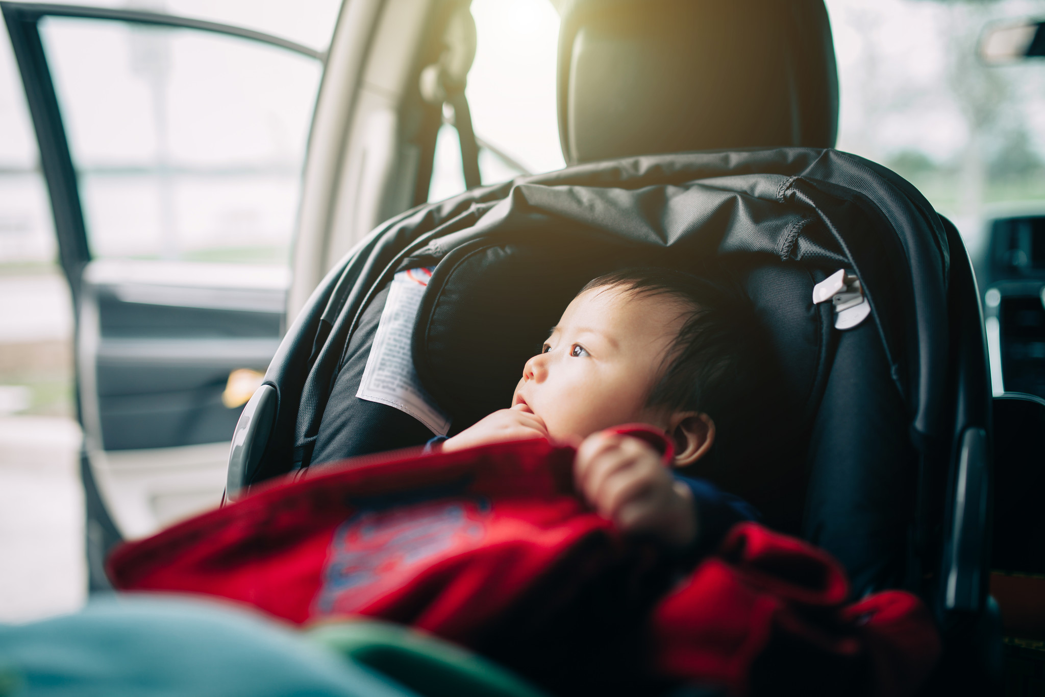 Rear Facing Car Seat Guidelines Are Changed By