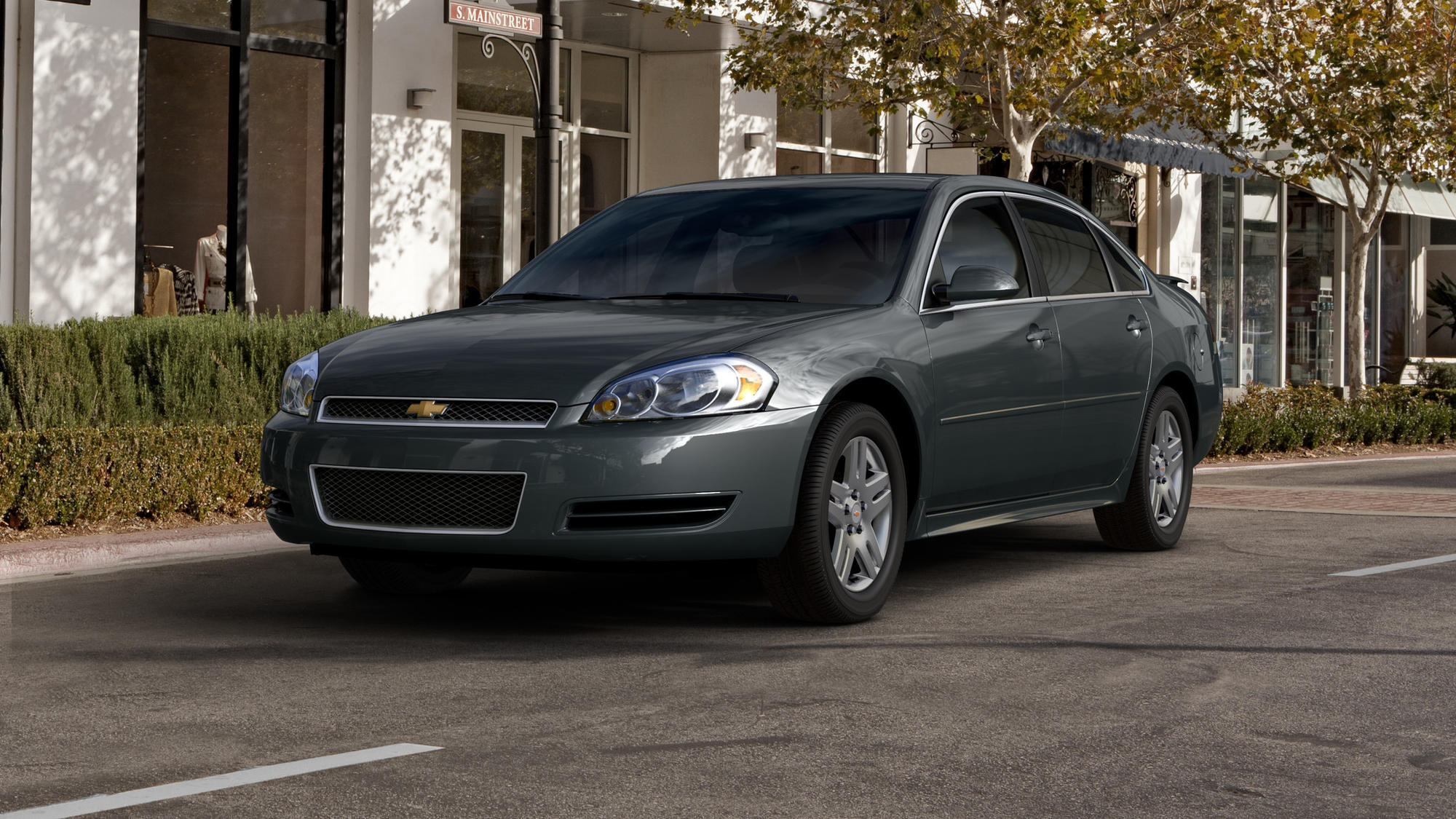 Used 2014 Chevy Impala >> Want a car with front bench seat? You may be out of luck ...
