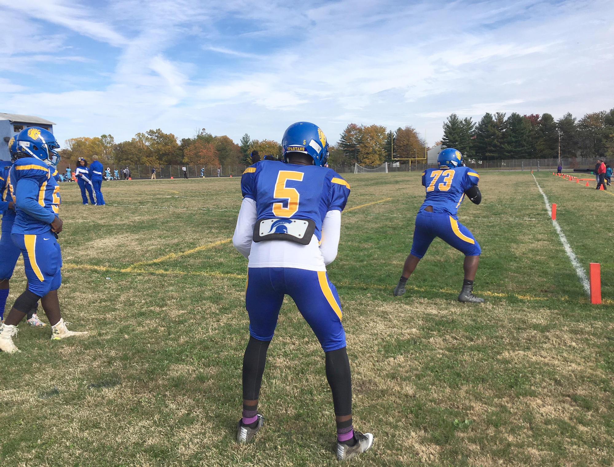 Laurel football squad looks for back-to-back winning seasons