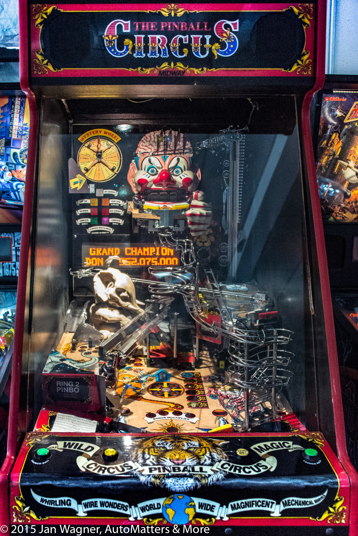 Automatters Amp More Pinball At San Diego Comic Con Amp The