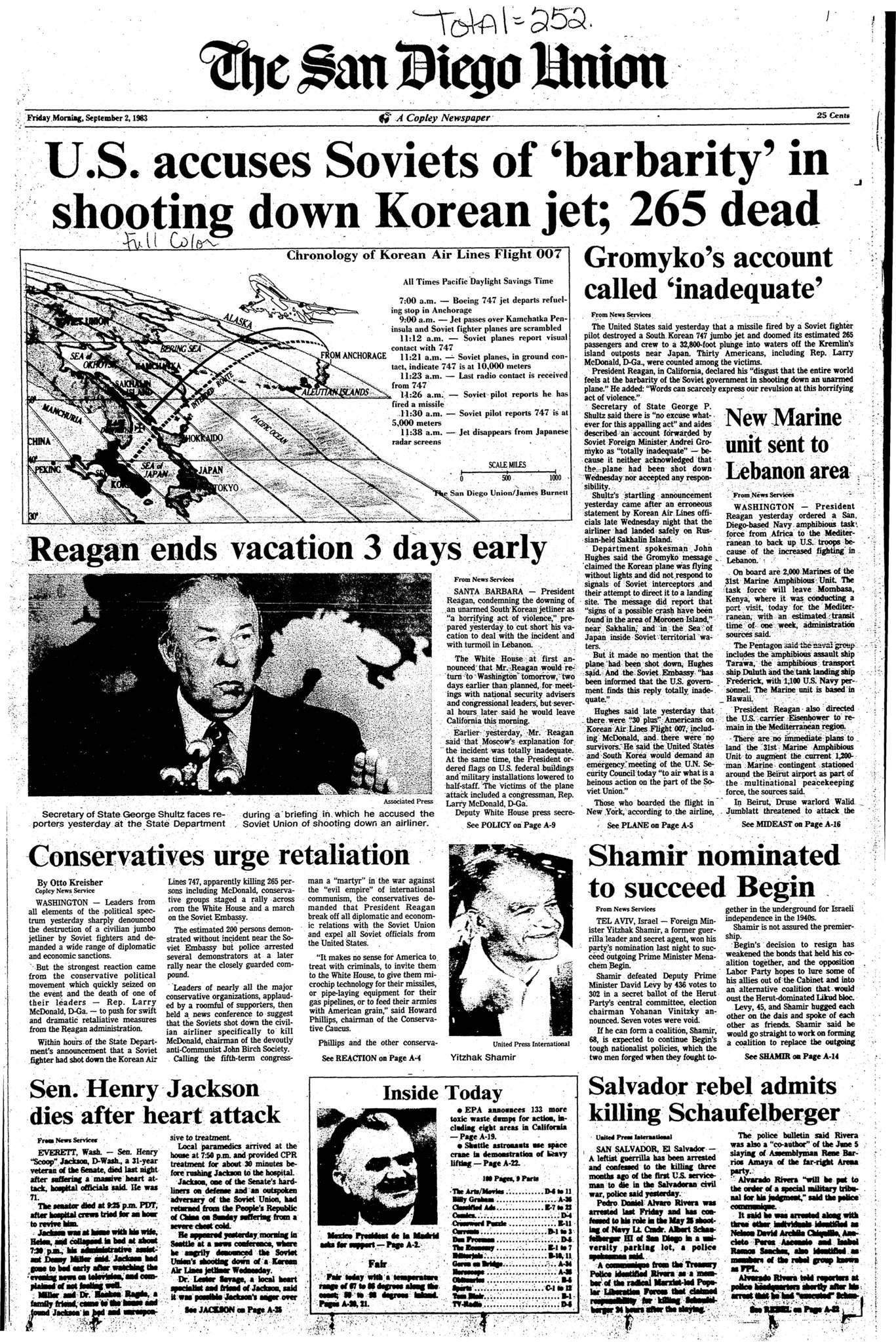 September 2, 1983