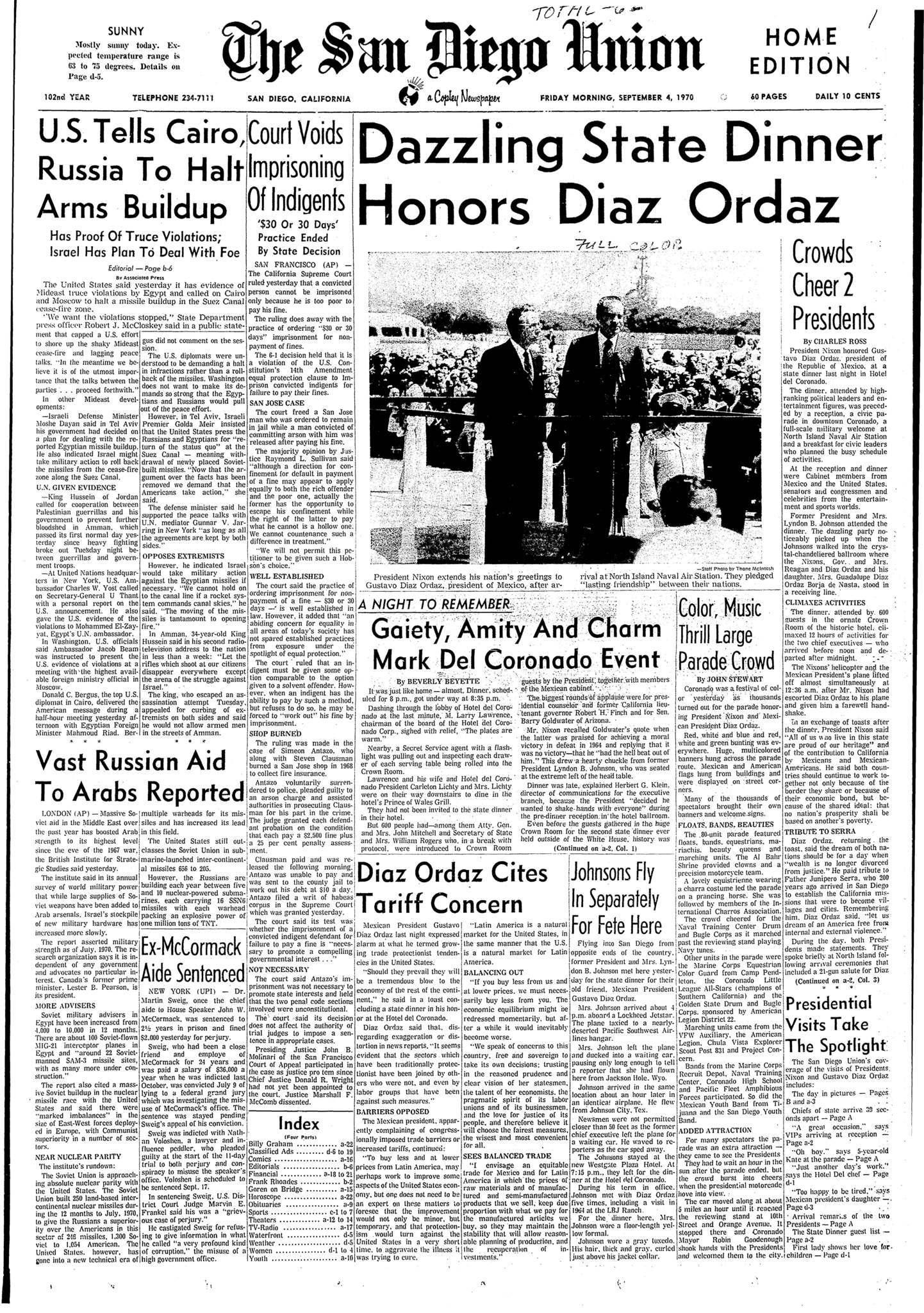 September 4, 1970
