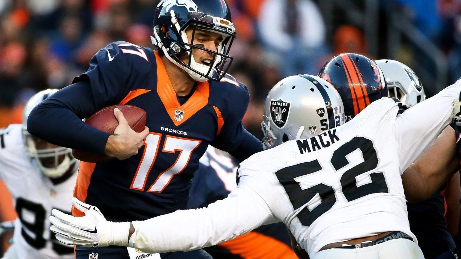 8686f52c5 How Khalil Mack changes the Bears in 2018 and beyond - Chicago Tribune