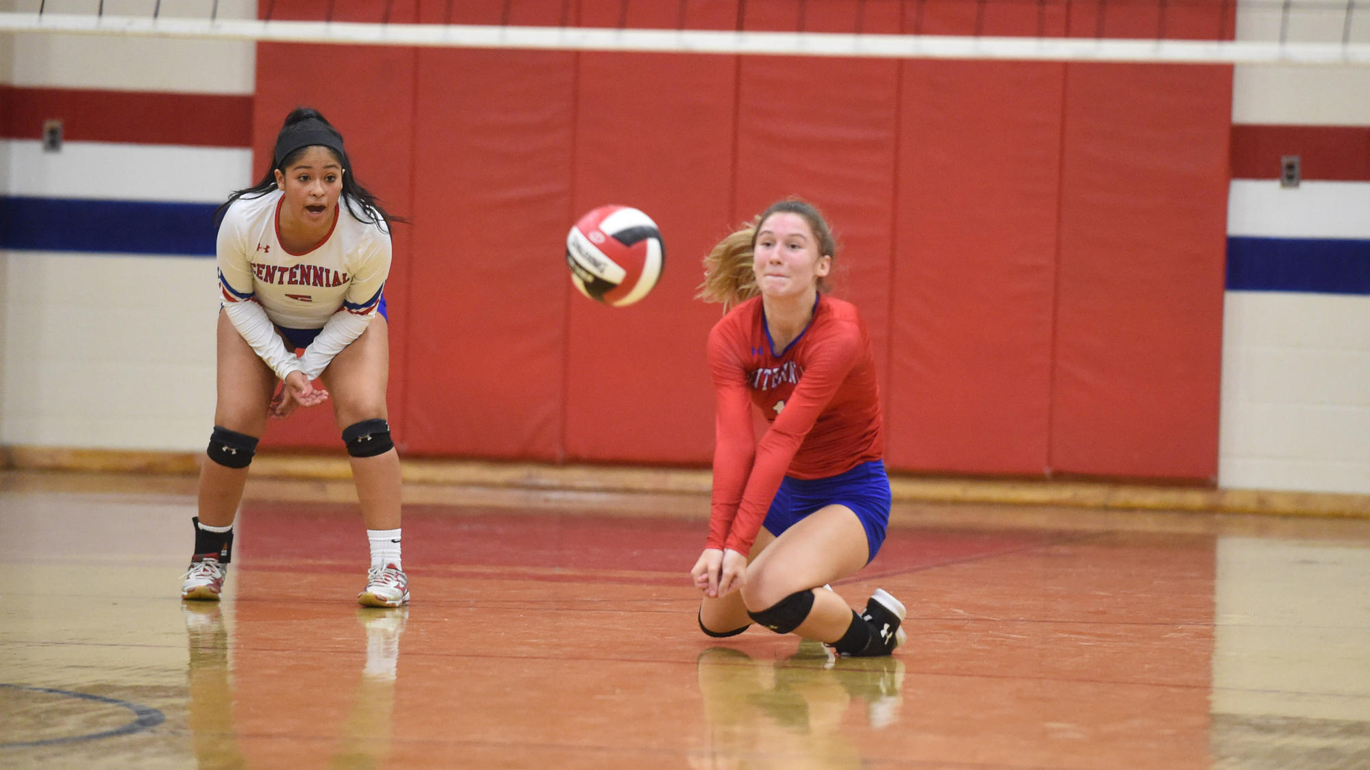 Centennial volleyball takes down Wilde Lake in season ...