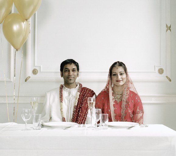 Stunning And Surprising New Looks: A Surprising New Look At Arranged Marriages