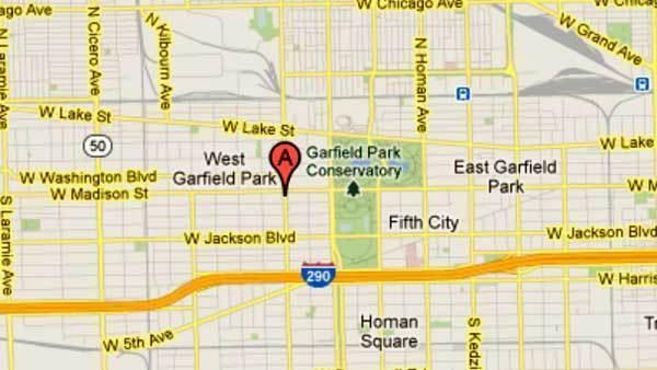 Garfield Park Chicago Map.Man Shot Dead On Sidewalk In East Garfield Park Chicago Tribune