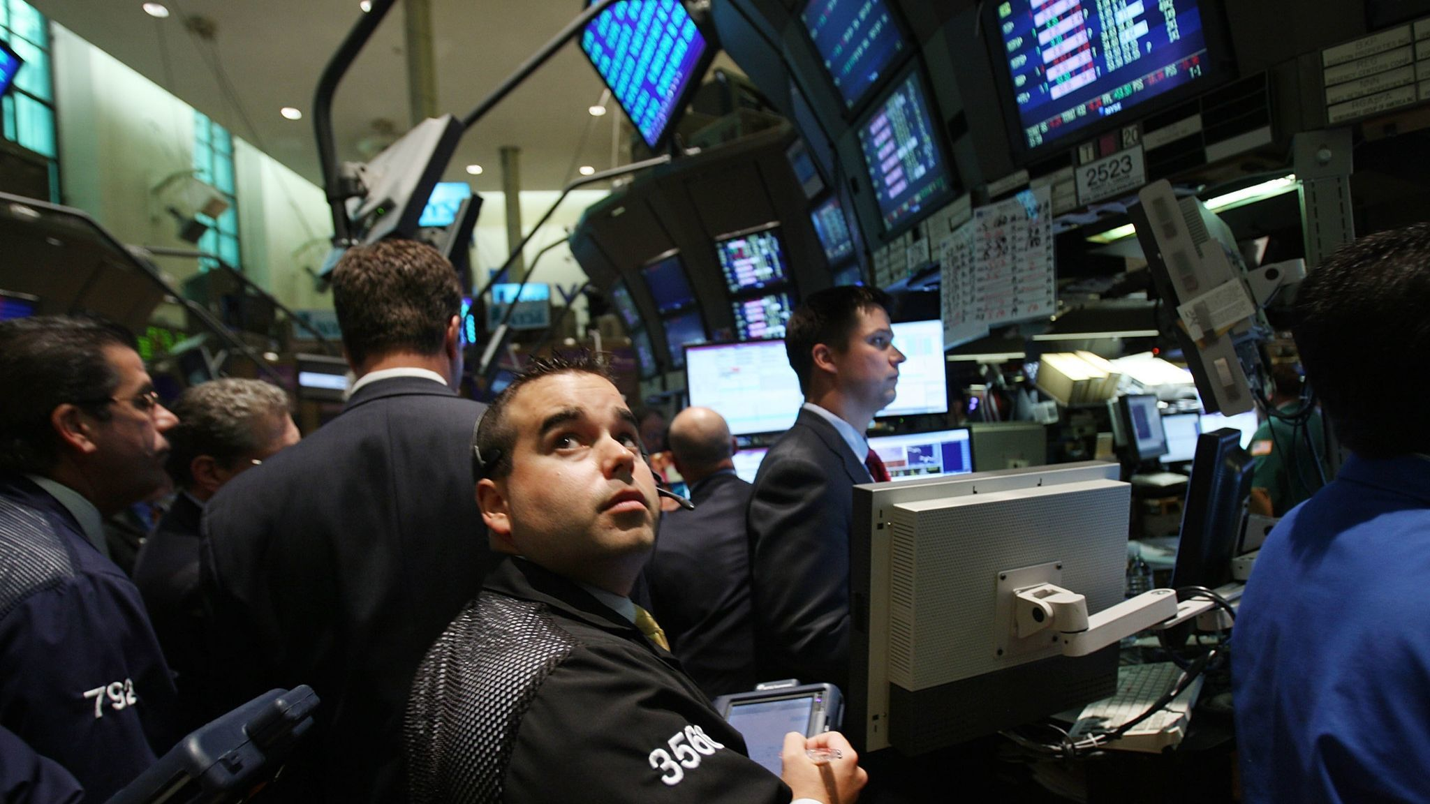 Wall Street reels as major financial companies face crisis