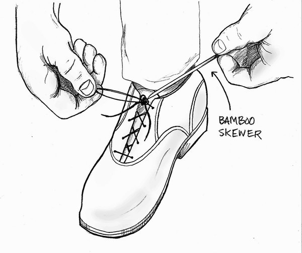 Life Skill #31: How to untie a knot - Chicago Tribune