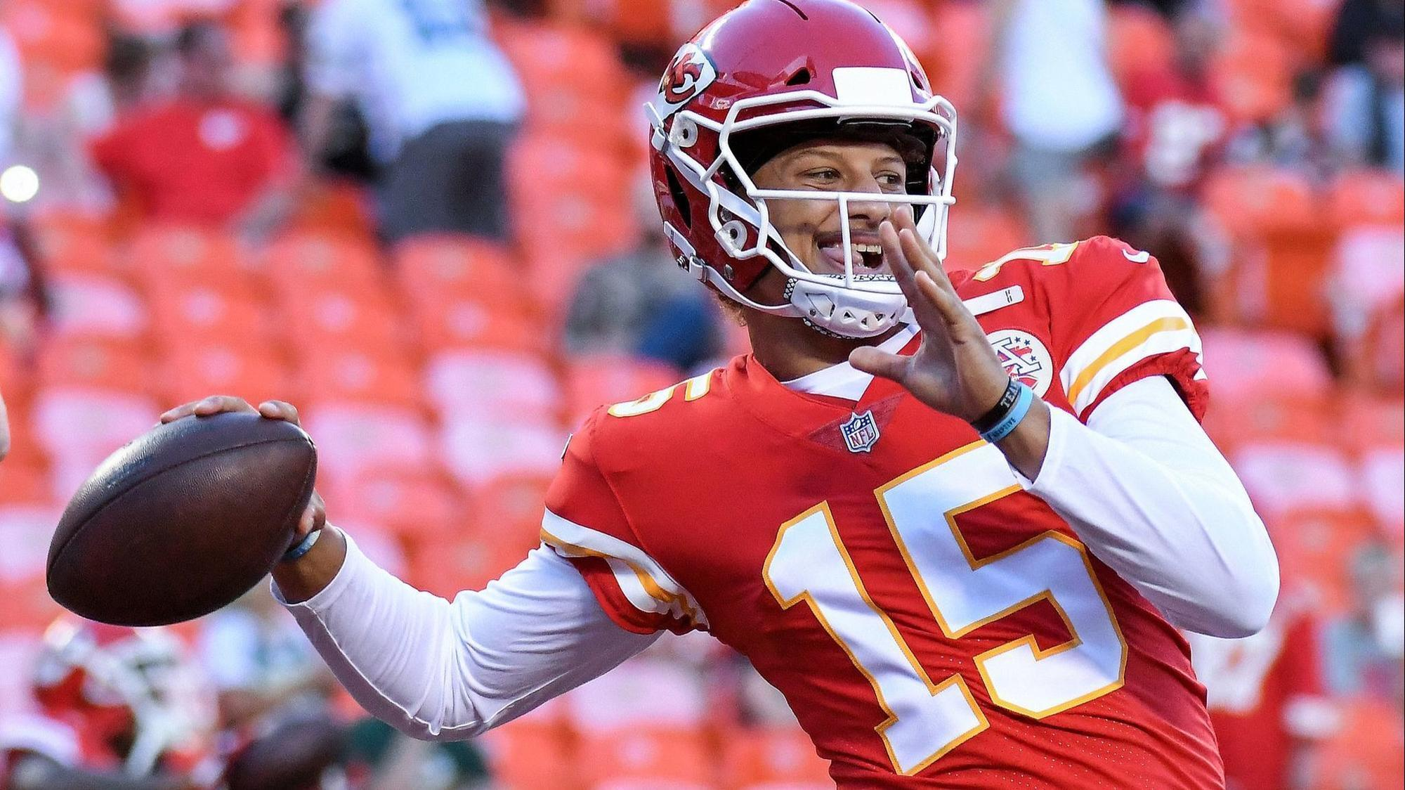 If Chiefs Qb Mahomes Figures It Out Watch Out The San
