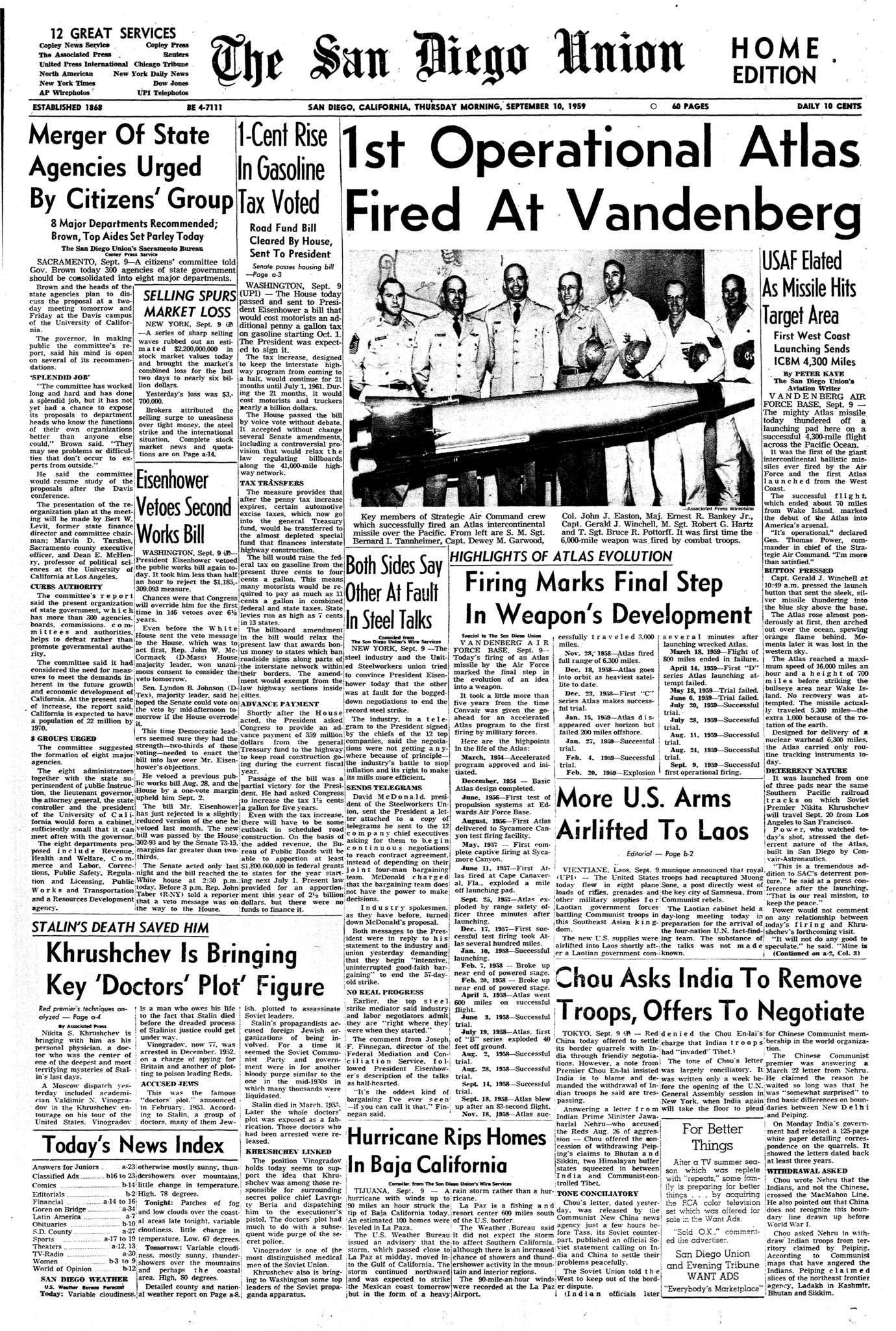 September 10, 1959