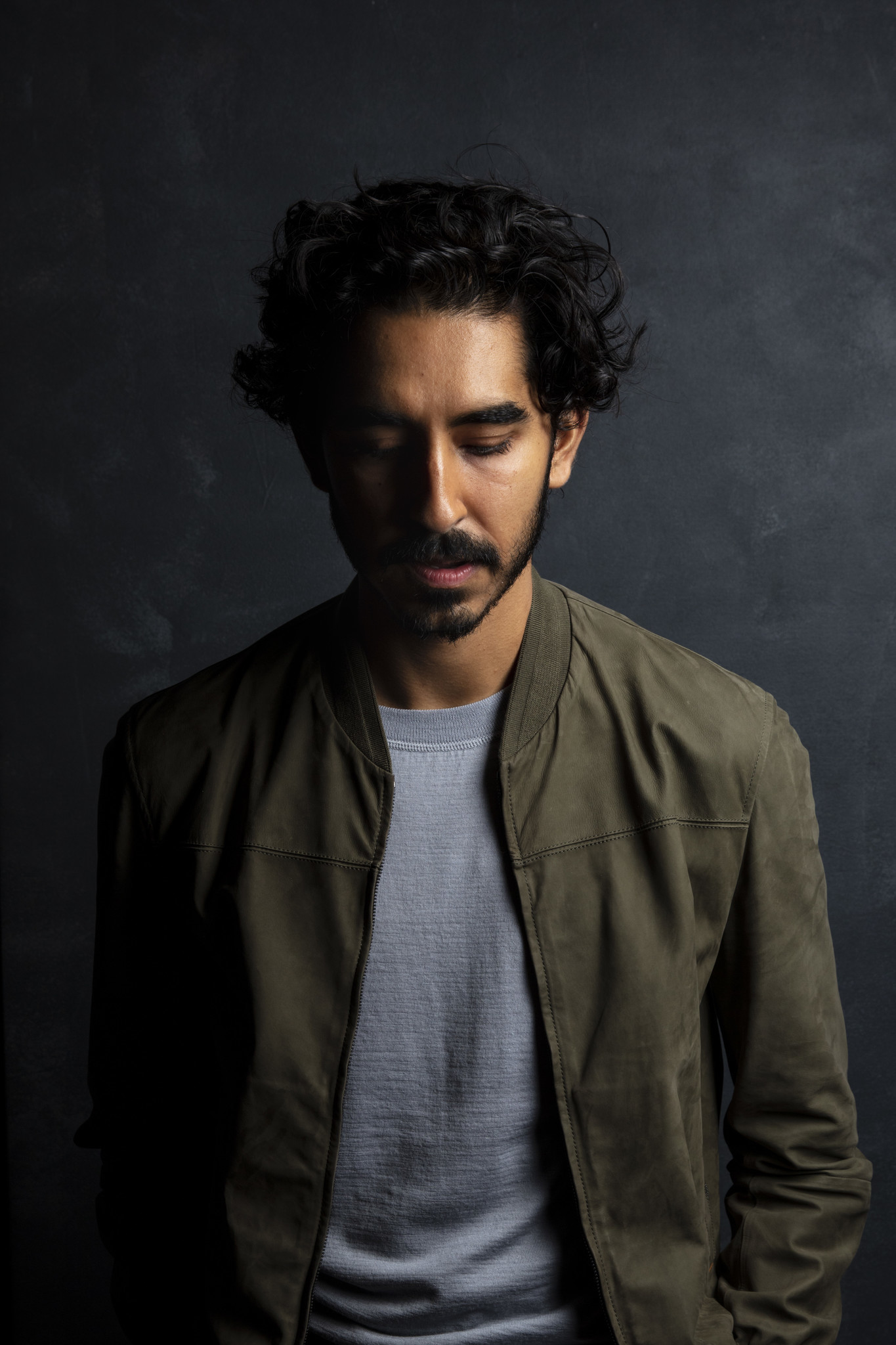 "TORONTO, ONT. — SEPTEMBER 07, 2018-- Actor Dev Patel, from the film ""Hotel Mumbai,"" photographed i"