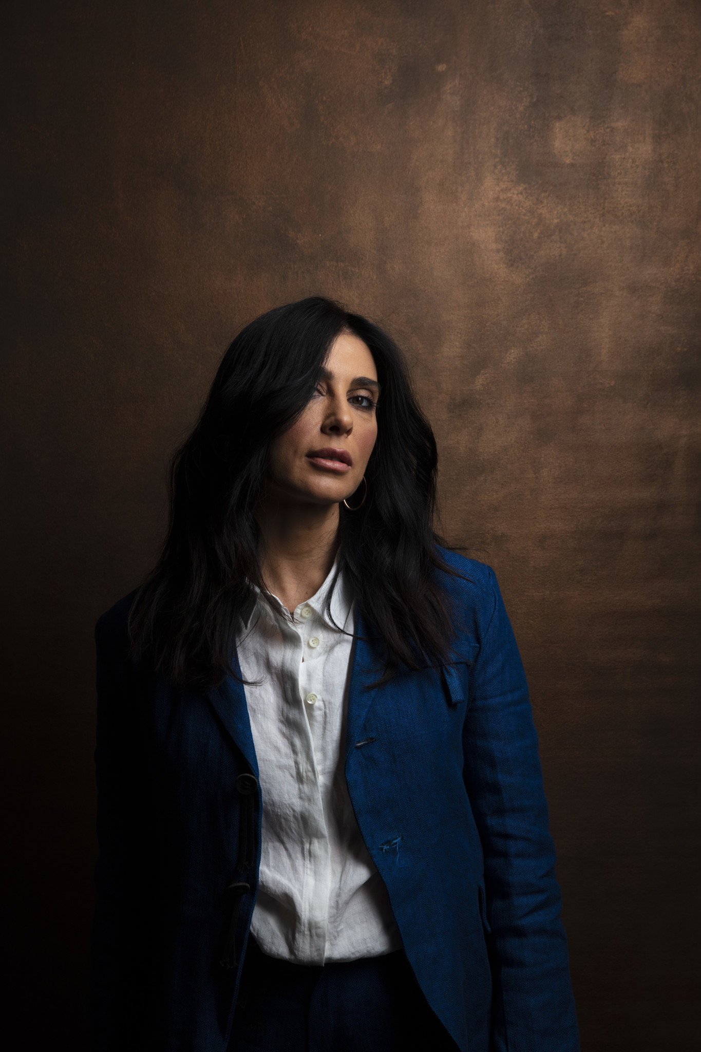 Nadine Labaki, director of the film