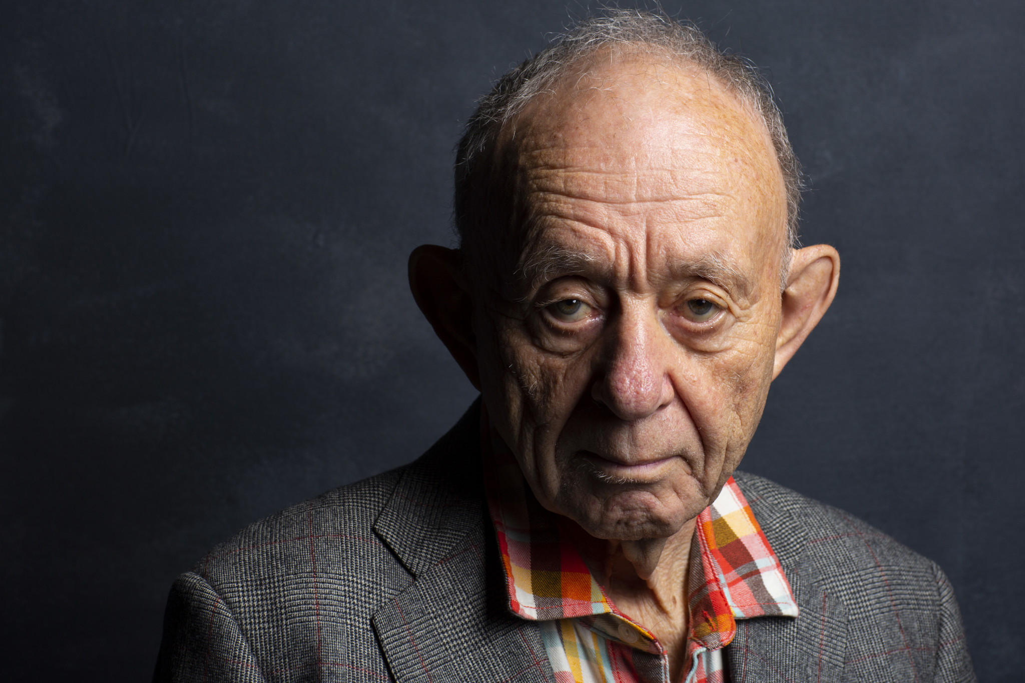 "Filmmaker Frederick Wiseman, from the film ""Monrovia, Indiana"