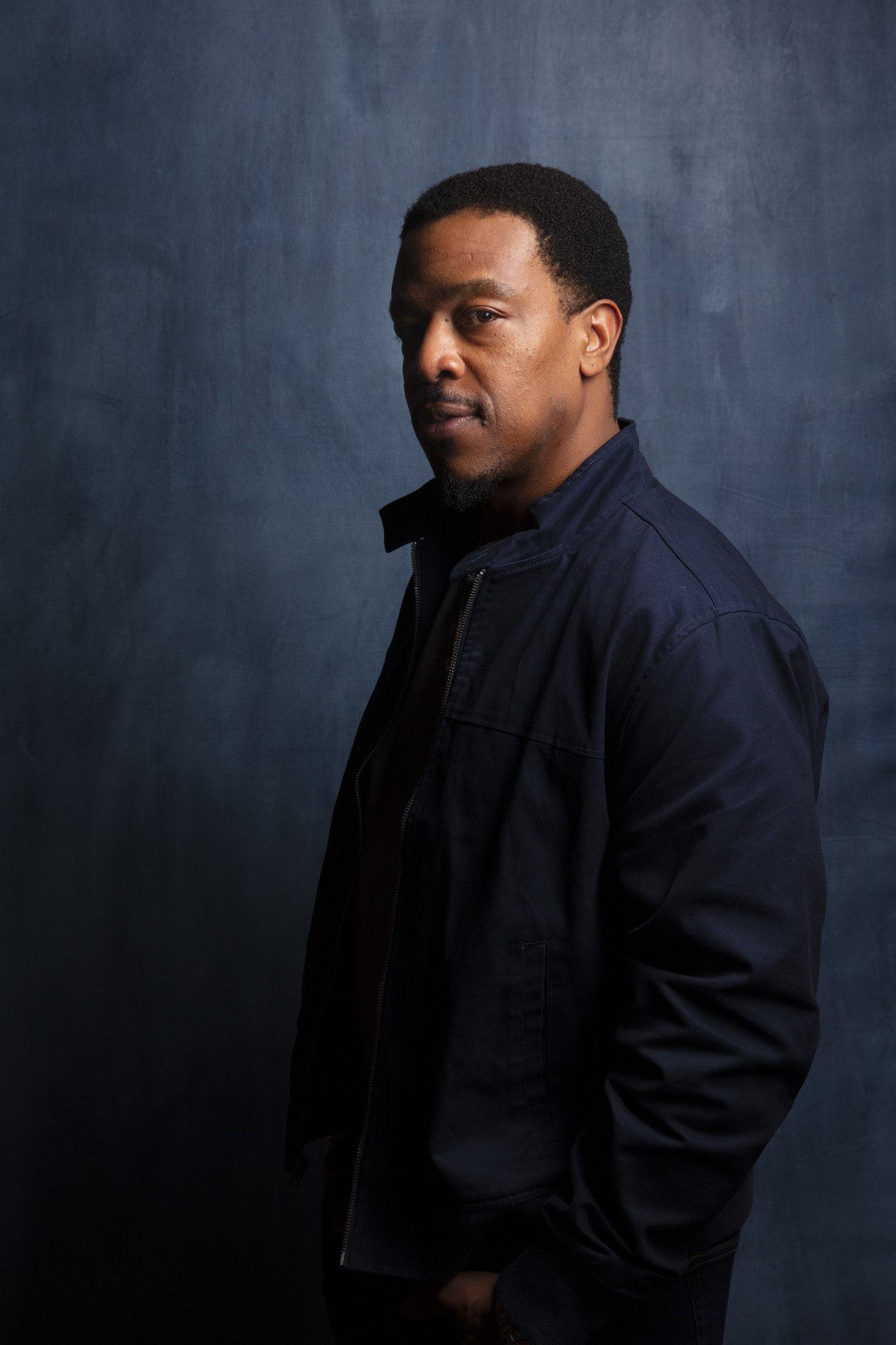 "TORONTO, ONT. — SEPTEMBER 07, 2018-- Russell Hornsby from the film, ""The Hate U Give,"" photographe"