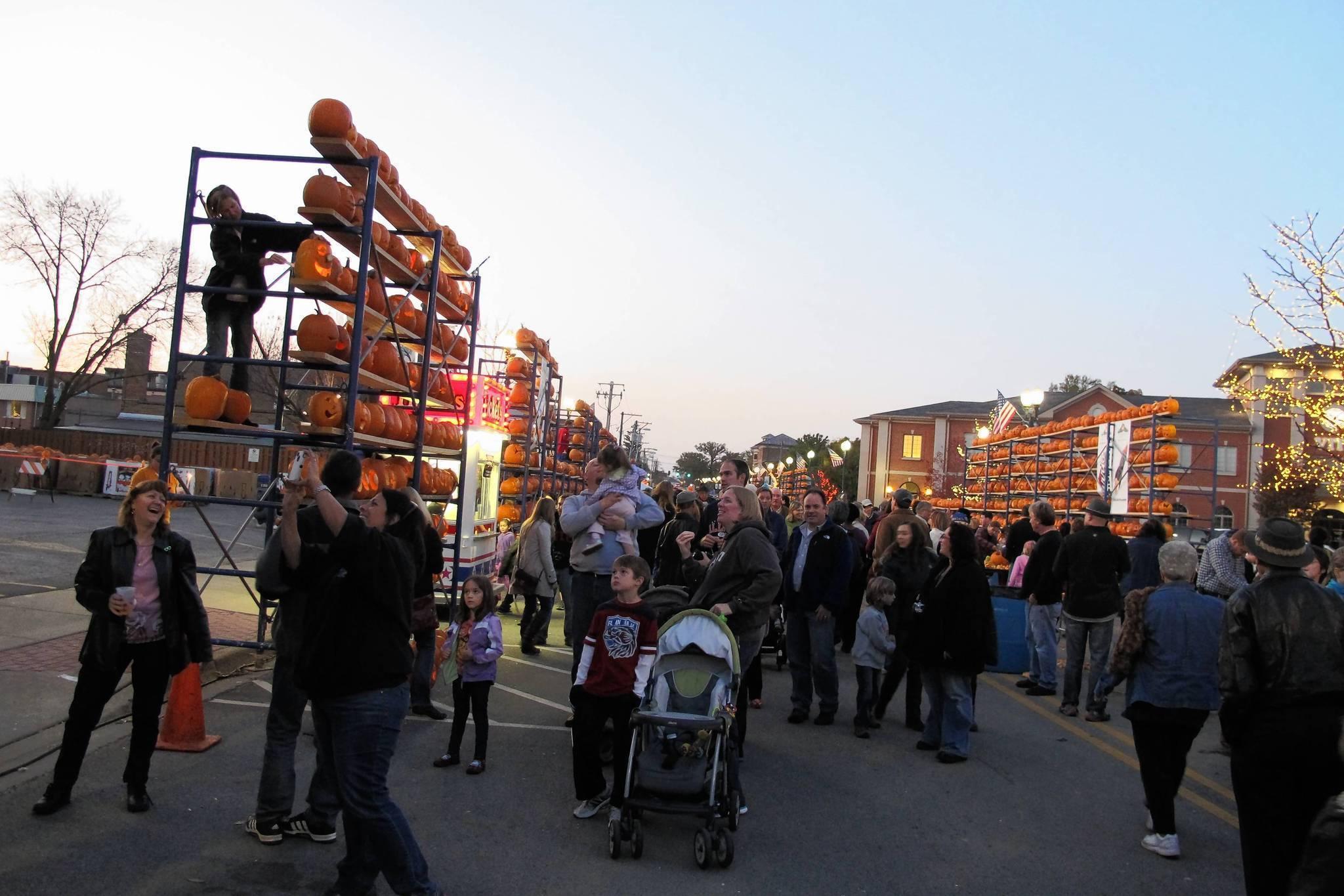 Highwood expands its annual pumpkin festival - Highland Park
