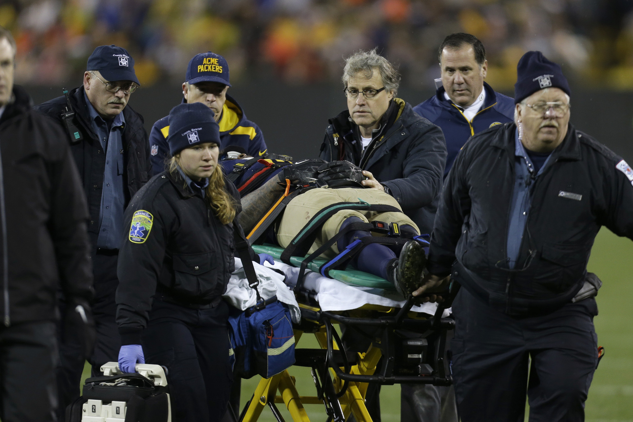 8df0fe990 Packers  Jermichael Finley has spinal surgery - Chicago Tribune