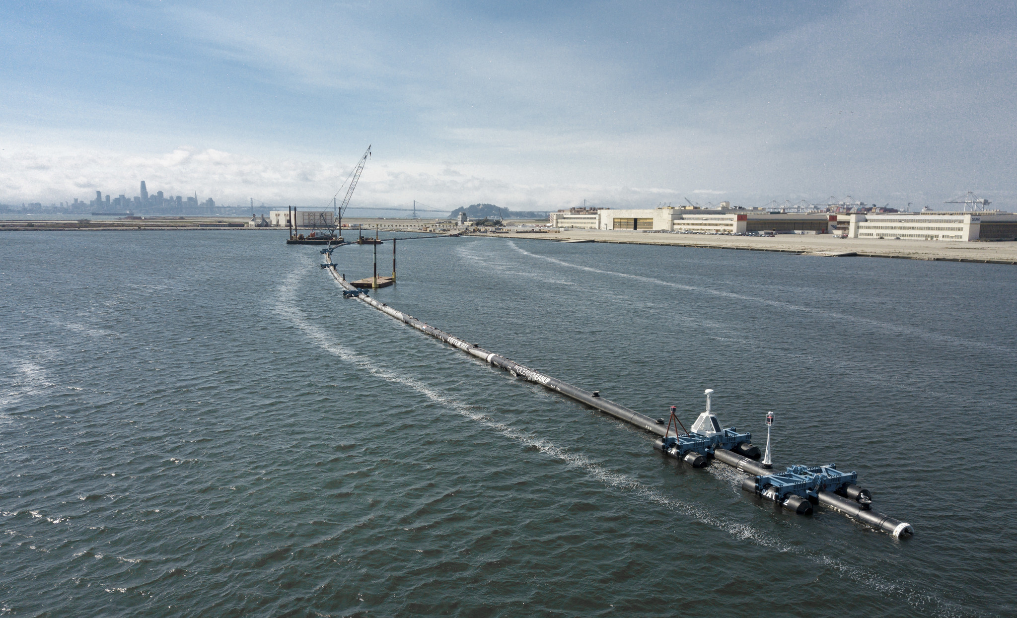 Ambitious project to clean up ocean's largest garbage island — twice the si...