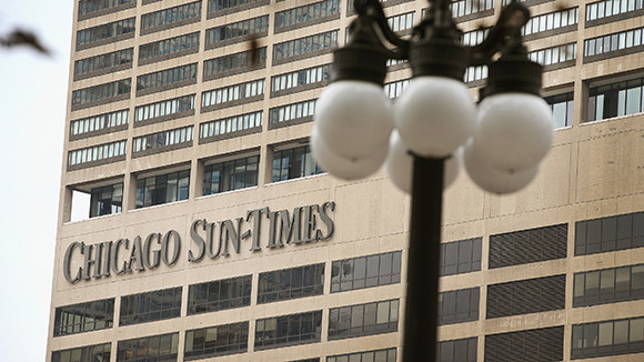 Sun-Times sells Joliet Herald-News to Shaw Media - Chicago Tribune