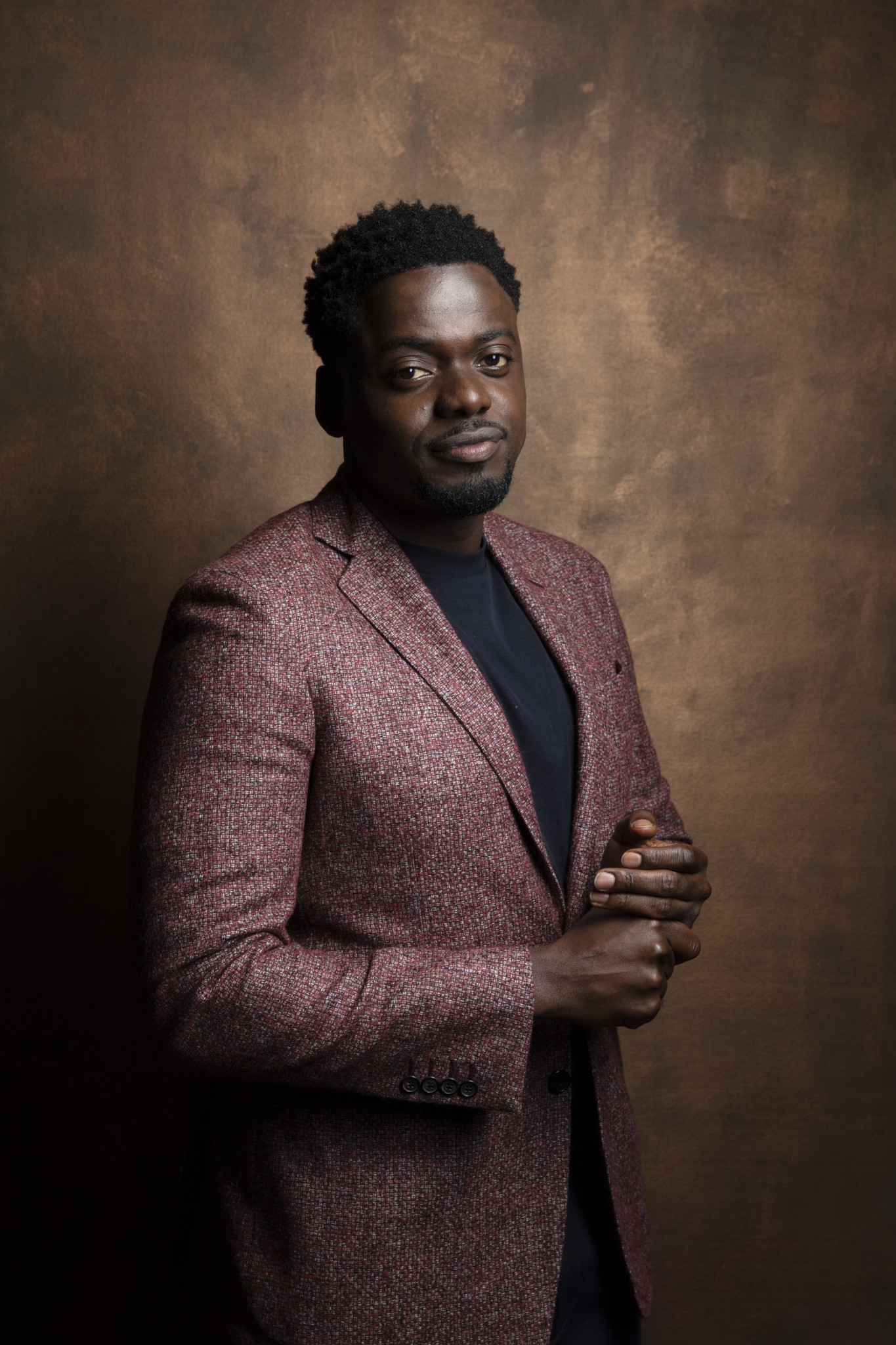 "TORONTO, ONT. — SEPTEMBER 08, 2018-- Actor Daniel Kaluuya, from the film, ""Widows,"" photographed i"