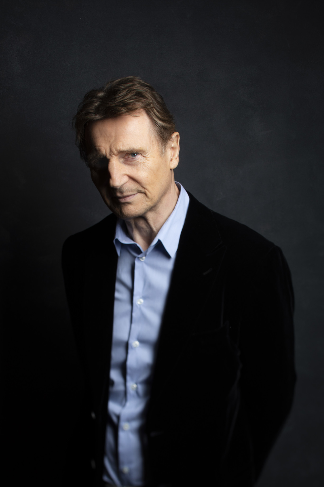 TORONTO, ONT. — SEPTEMBER 08, 2018-- Actor Liam Neeson, from the film,