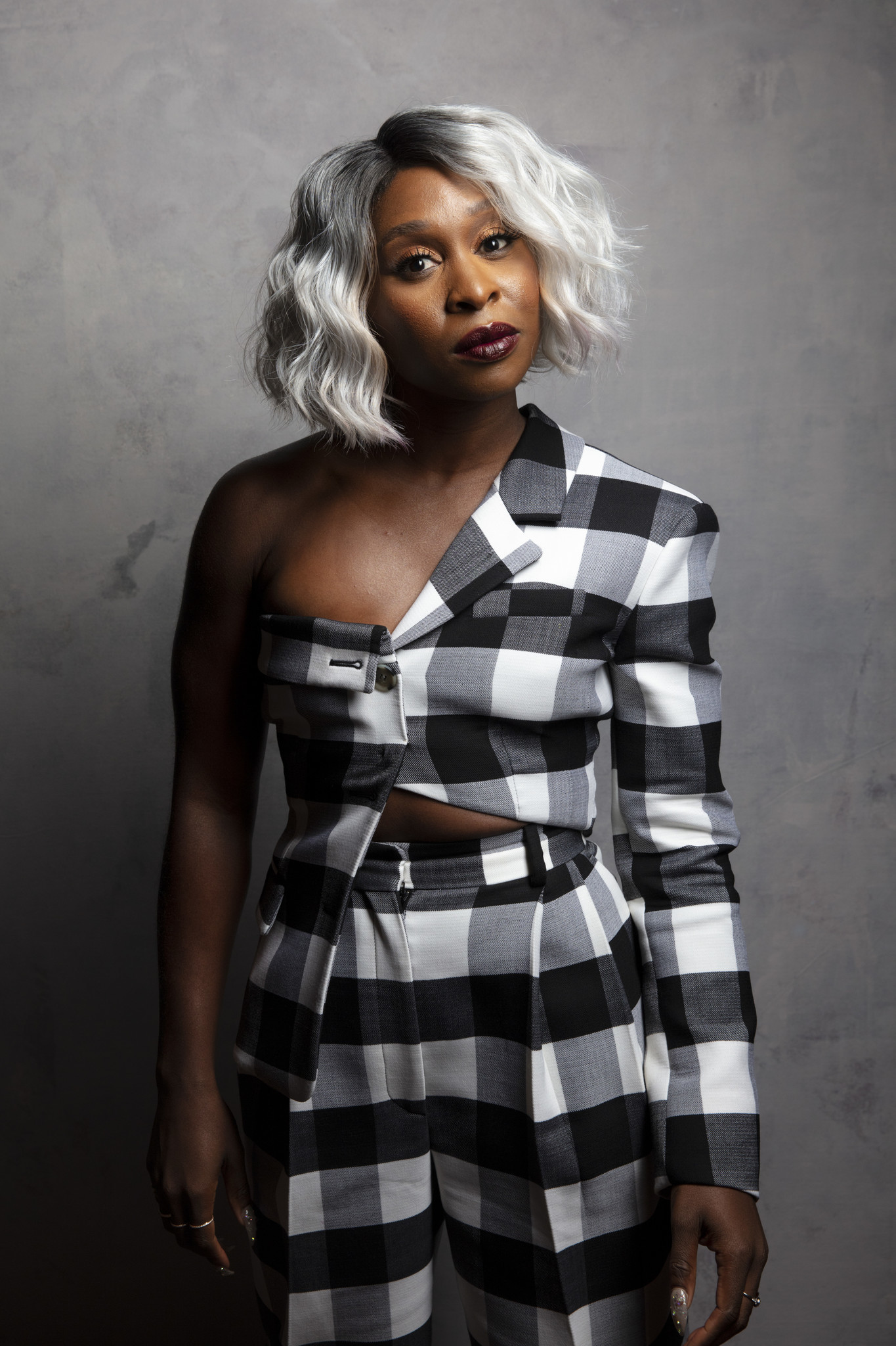 "TORONTO, ONT. — SEPTEMBER 08, 2018-- Actress Cynthia Erivo, from the film, ""Life Itself,"" and actr"