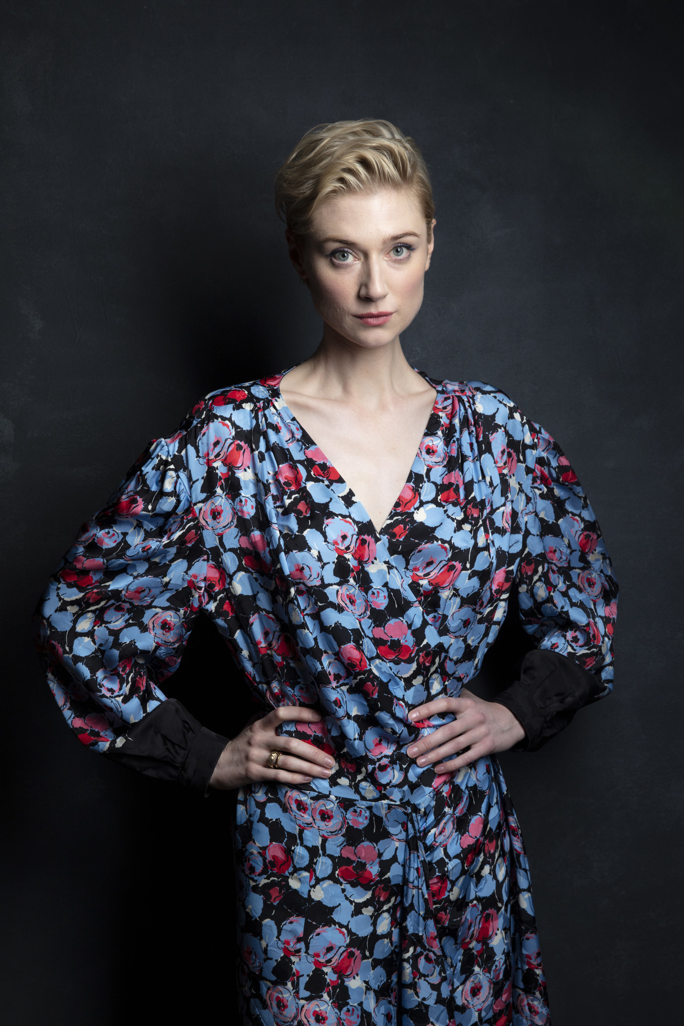 "TORONTO, ONT. — SEPTEMBER 08, 2018-- Actress Elizabeth Debicki, from the film, ""Widows,"" photo"