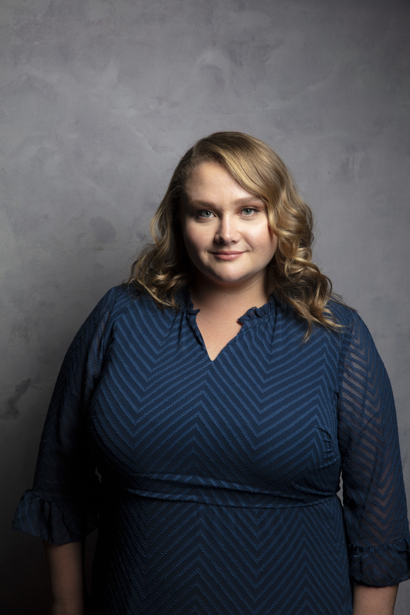 "TORONTO, ONT. — SEPTEMBER 08, 2018-- Actress Danielle Macdonald, from the film, ""Skin,"" photograph"