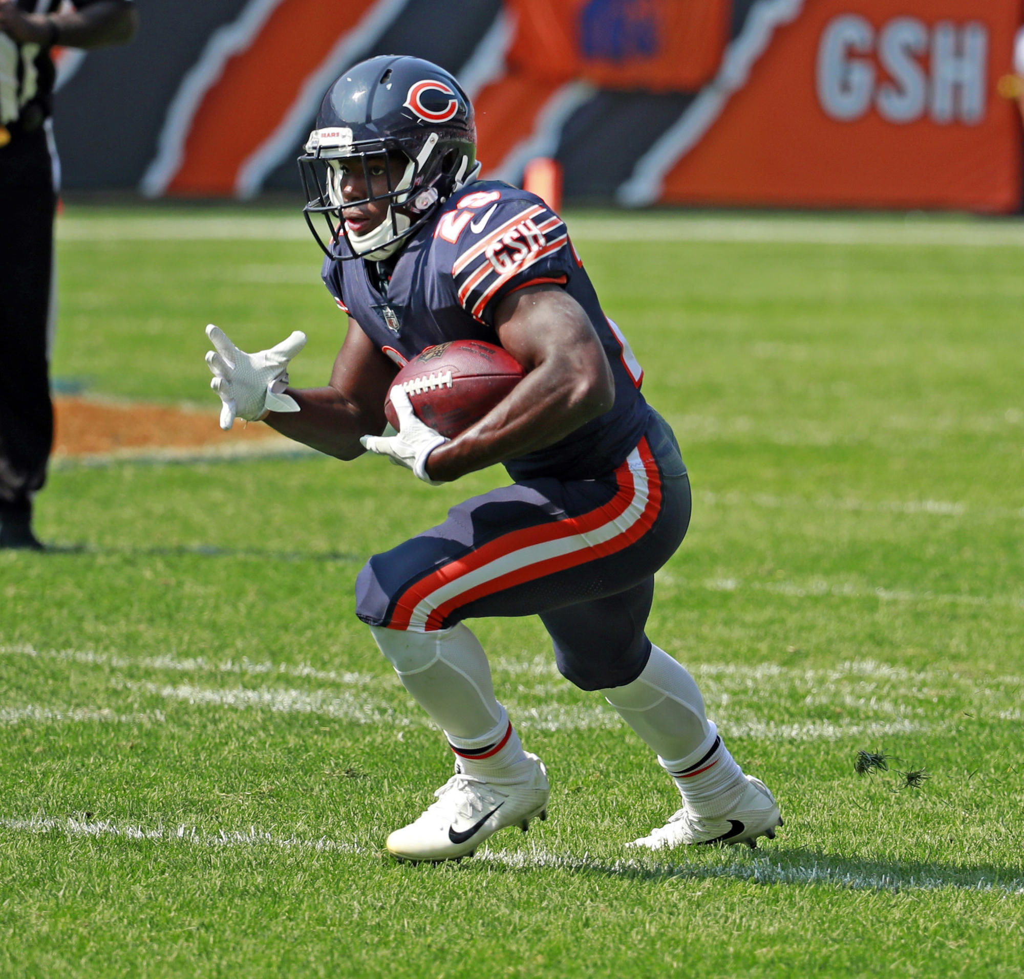 Tarik Cohen had some Bears fans searching for Jewish connection - Chicago  Tribune 6c3da1ed7