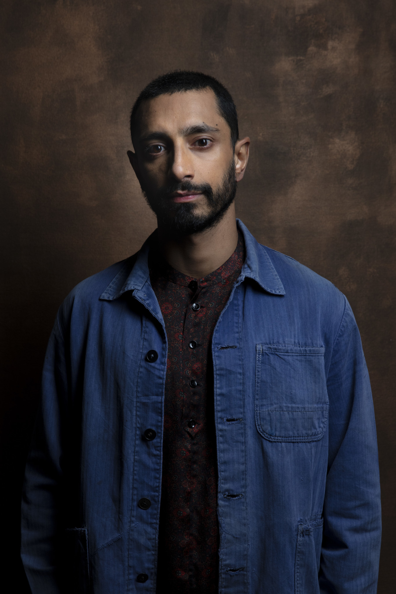 "TORONTO, ONT., CA — SEPTEMBER 09, 2018-- Actor Riz Ahmed from the film ""The Sisters Brothers,"" phot"