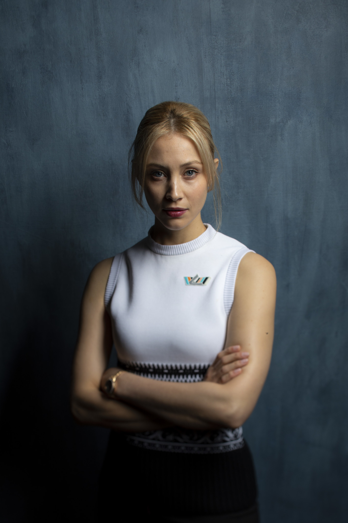 "TORONTO, ONT., CA — SEPTEMBER 09, 2018-- Actress Sarah Gadon, from the film ""The Death and Life of"