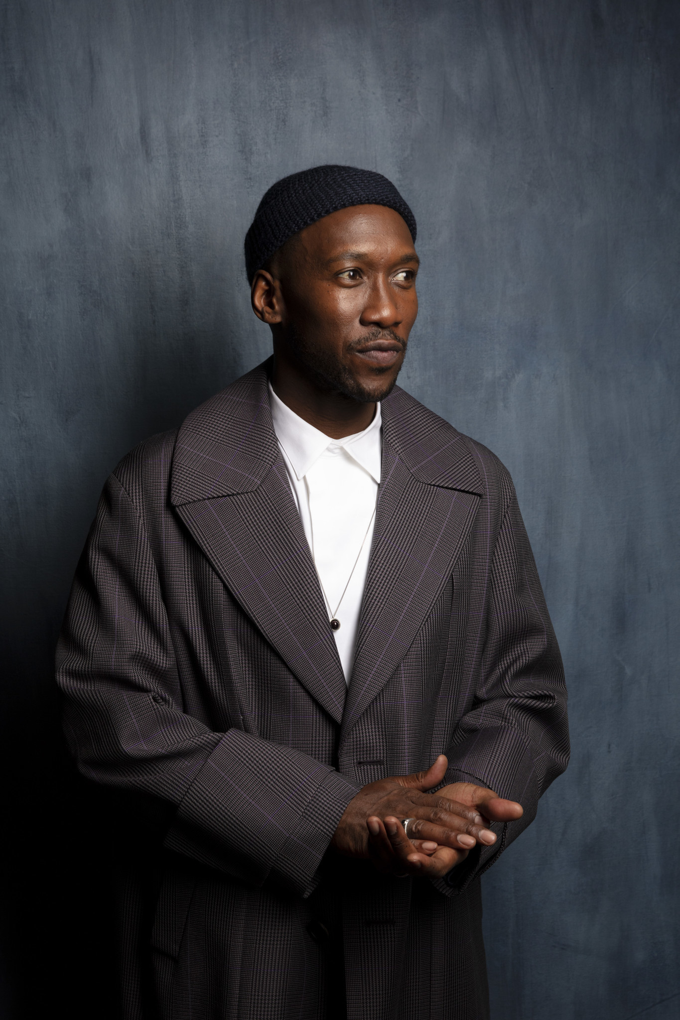 "TORONTO, ONT., CA — SEPTEMBER 10, 2018-- Mahershala Ali, from ""Green Book,"" photographed in the L.A"
