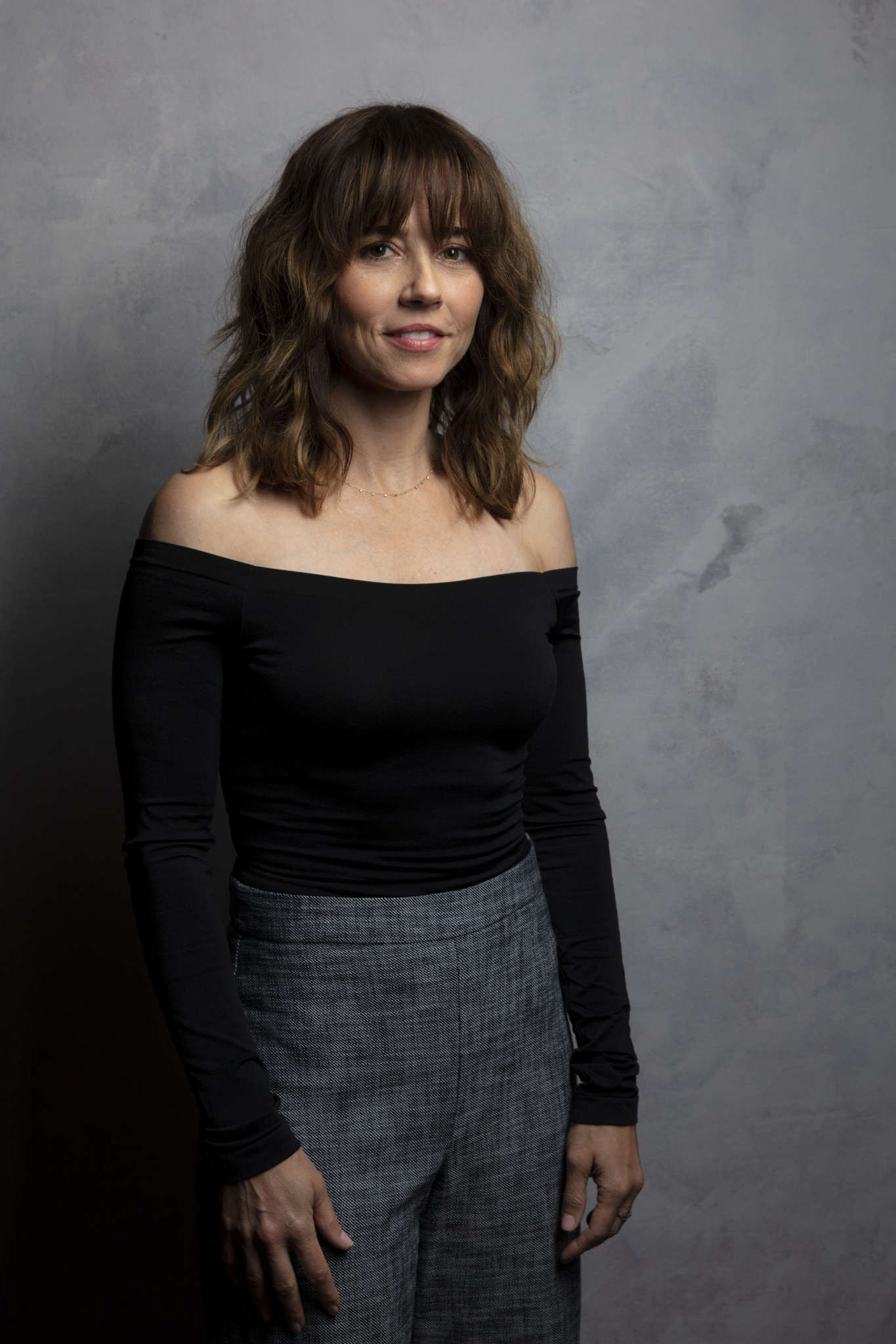"TORONTO, ONT., CA — SEPTEMBER 10, 2018-- Actress Linda Cardellini, from ""Green Book,"" photographed"