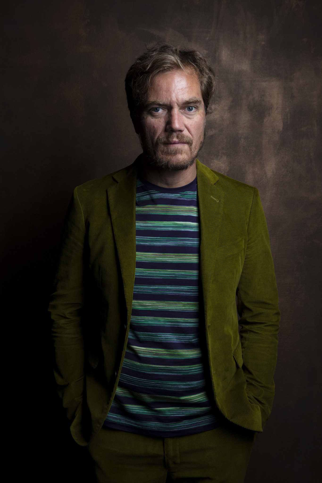"TORONTO, ONT., CA — SEPTEMBER 10, 2018-- Actor Michael Shannon, from ""What They Had,"" photographed"