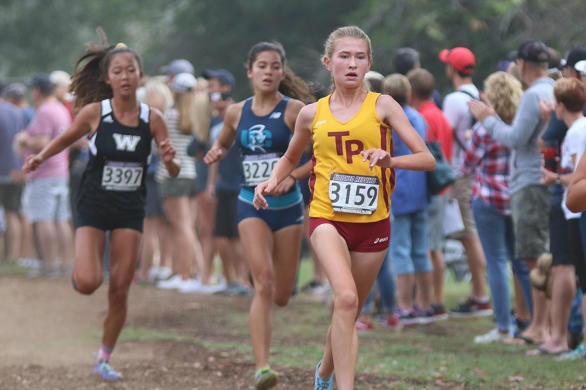 TPHS runner