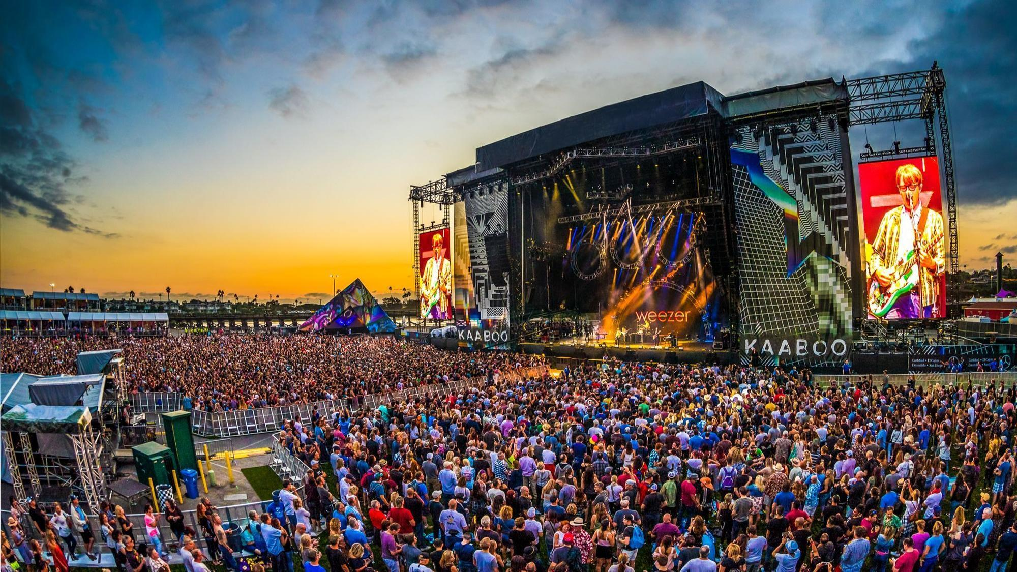Hotels In San Diego >> KAABOO Del Mar, which debuts in Texas and Grand Cayman in ...