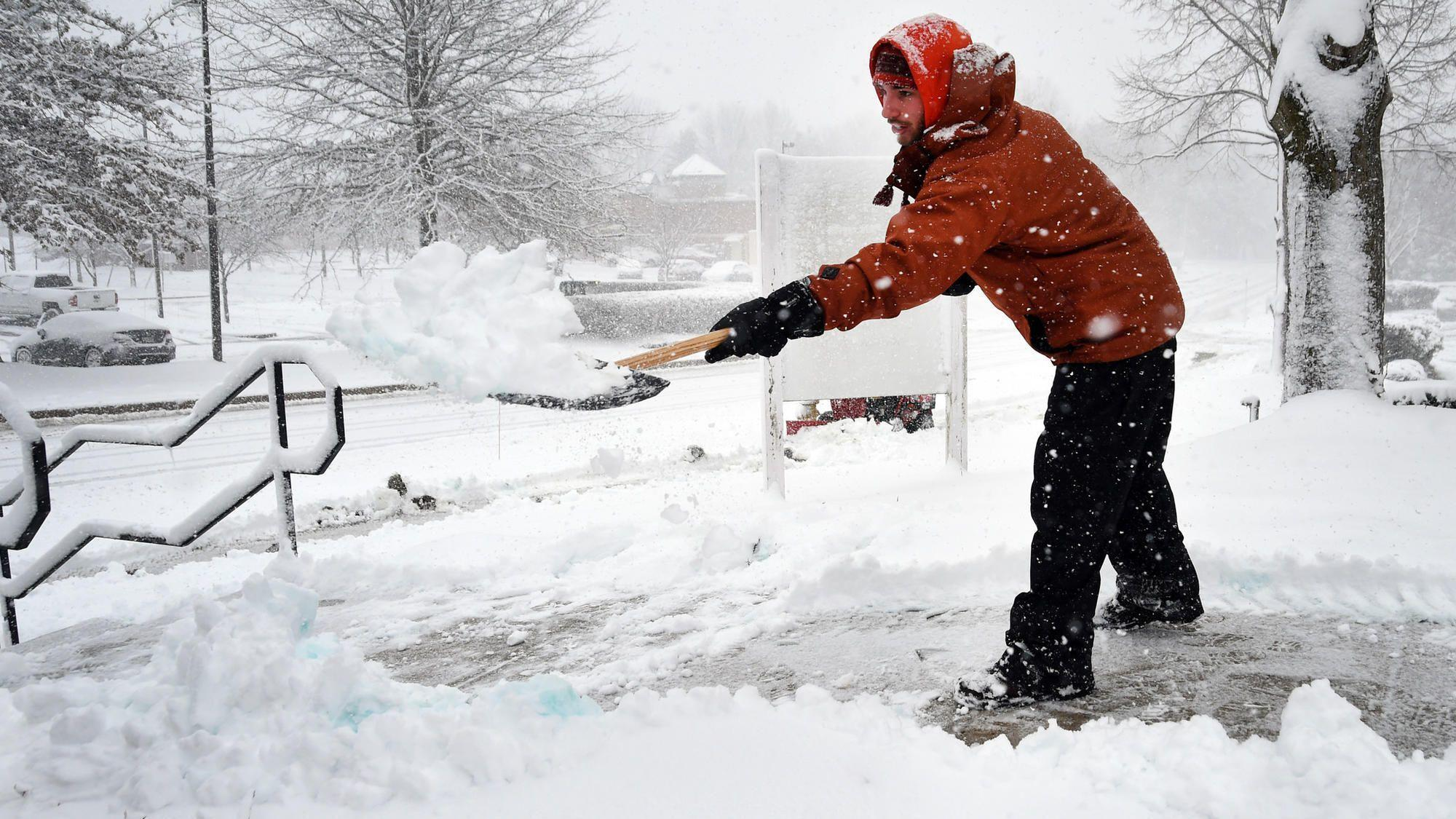 How much snow will Baltimore get this winter? Depends on ...
