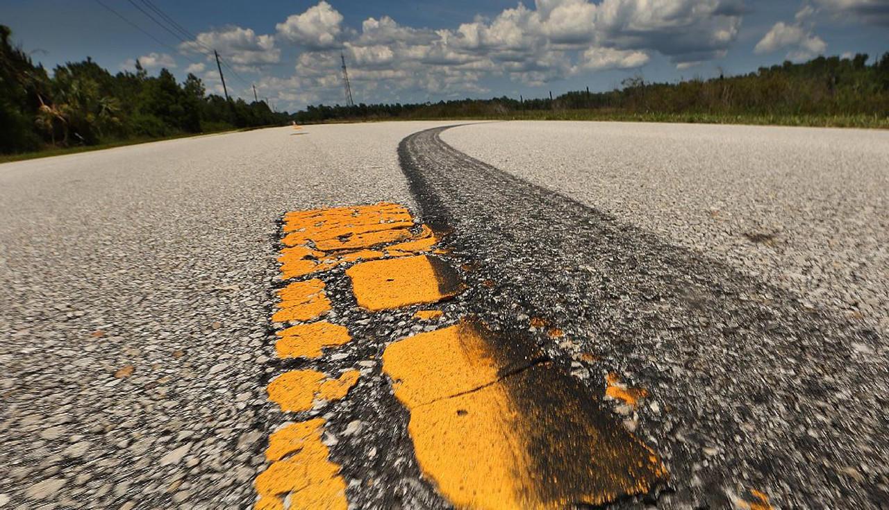3 killed when FedEx truck struck flat-tire driver, SUV on ...