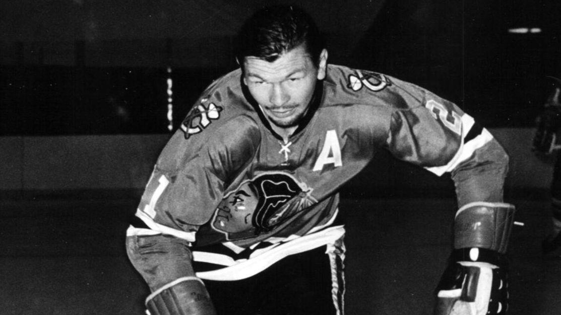Blackhawks to honor Stan Mikita s memory with jersey patch cacec01f4