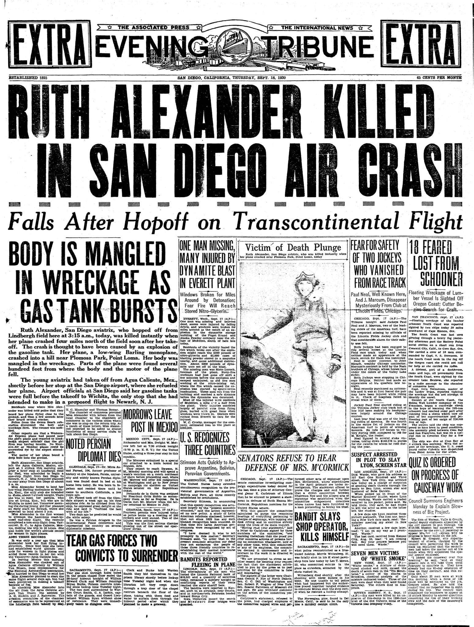 September 18, 1930