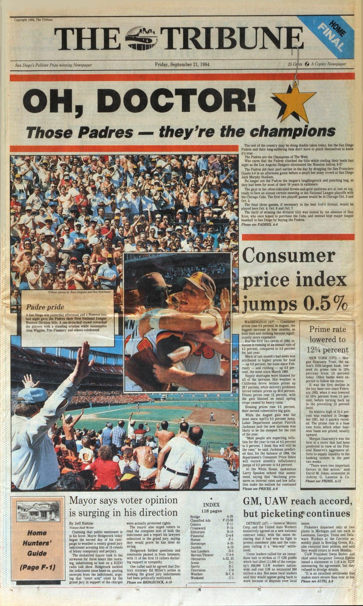 September 21, 1984
