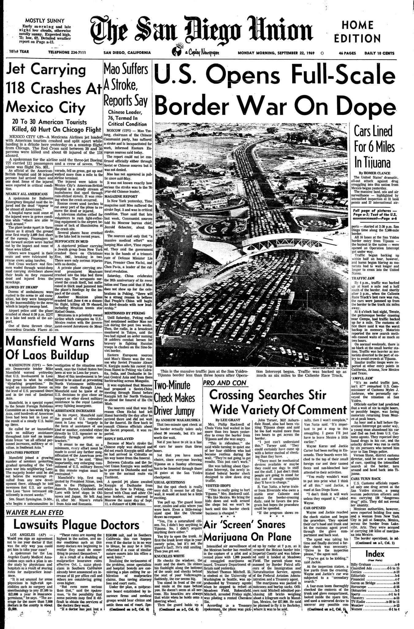 September 22, 1969