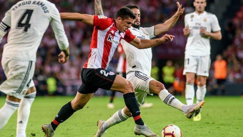 Real Madrid pincha en Bilbao y deja líder liguero al Barcelona - Hoy Chicago a1aa18dd3ab9e