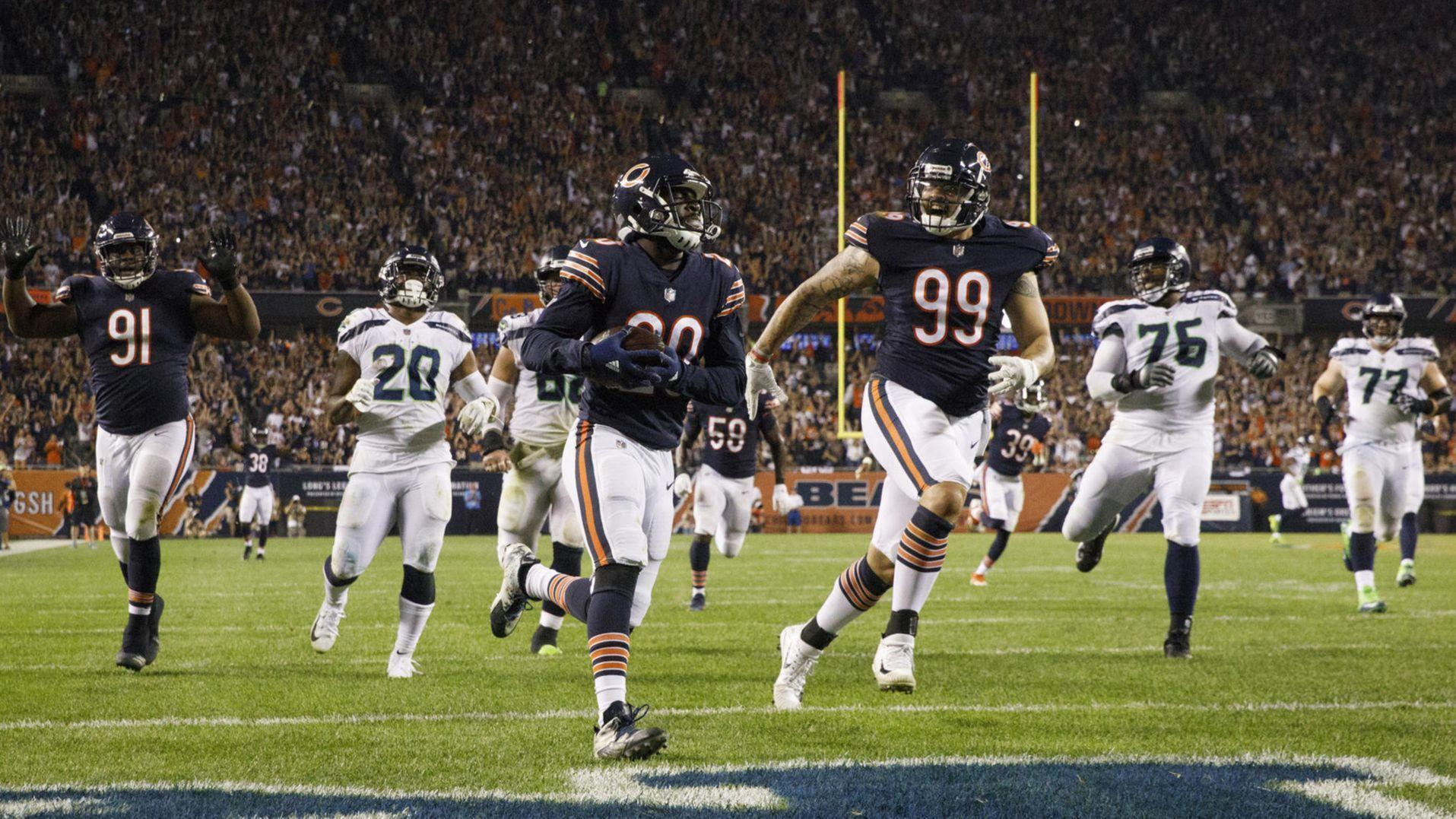Brad Biggs  10 thoughts on the Bears  24-17 win over the Seahawks - Chicago  Tribune eaac1aa96