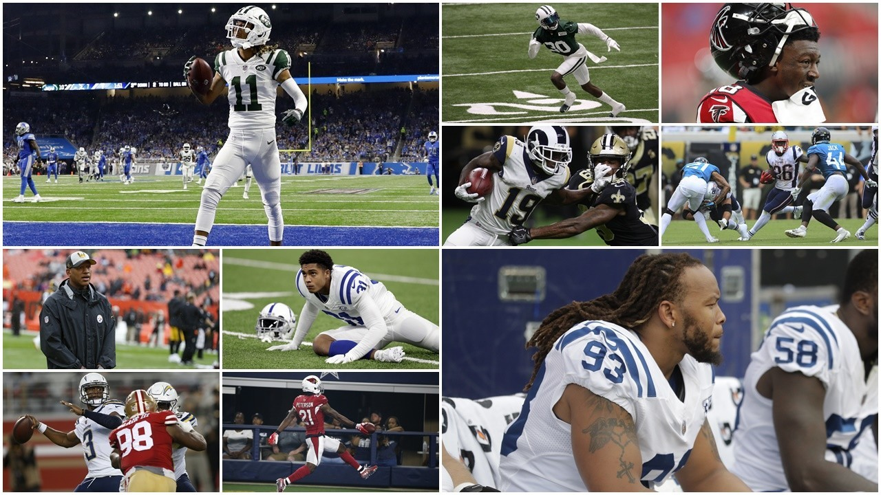 Former Broward County High School Players In The Nfl In The 2018