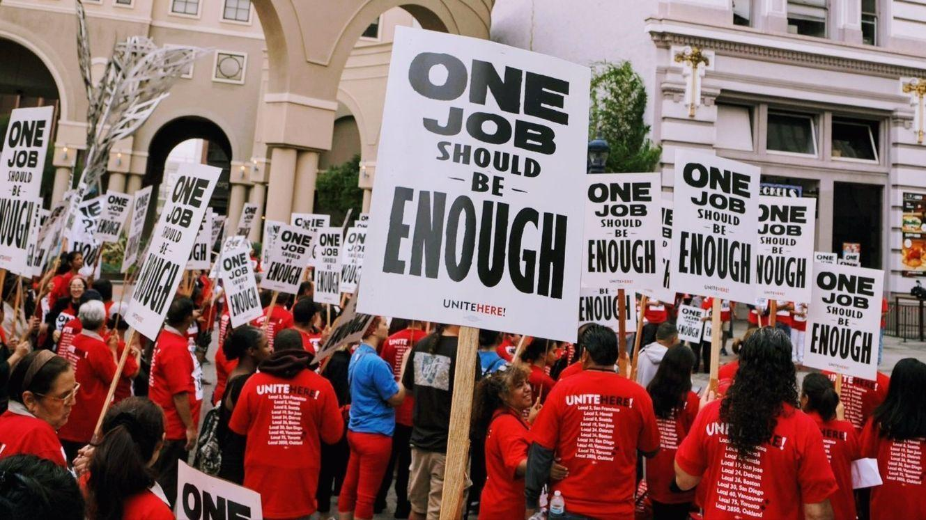 What Does Sd Mean >> Hotel workers union authorizes strike at Westin Gaslamp - The San Diego Union-Tribune