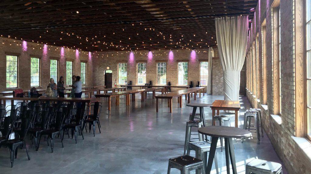Carpentersville's new wedding venue overlooking Fox River ...