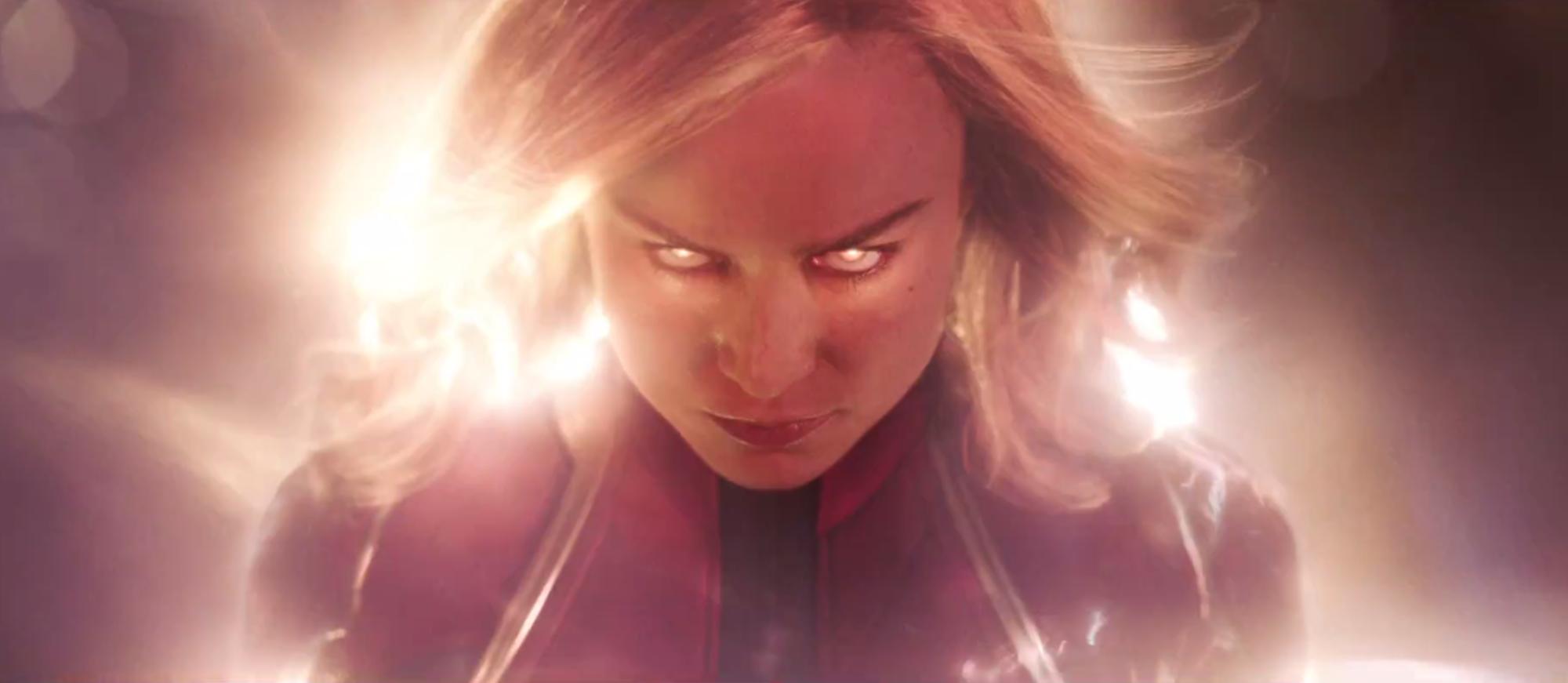 Resultado de imagem para Captain Marvel
