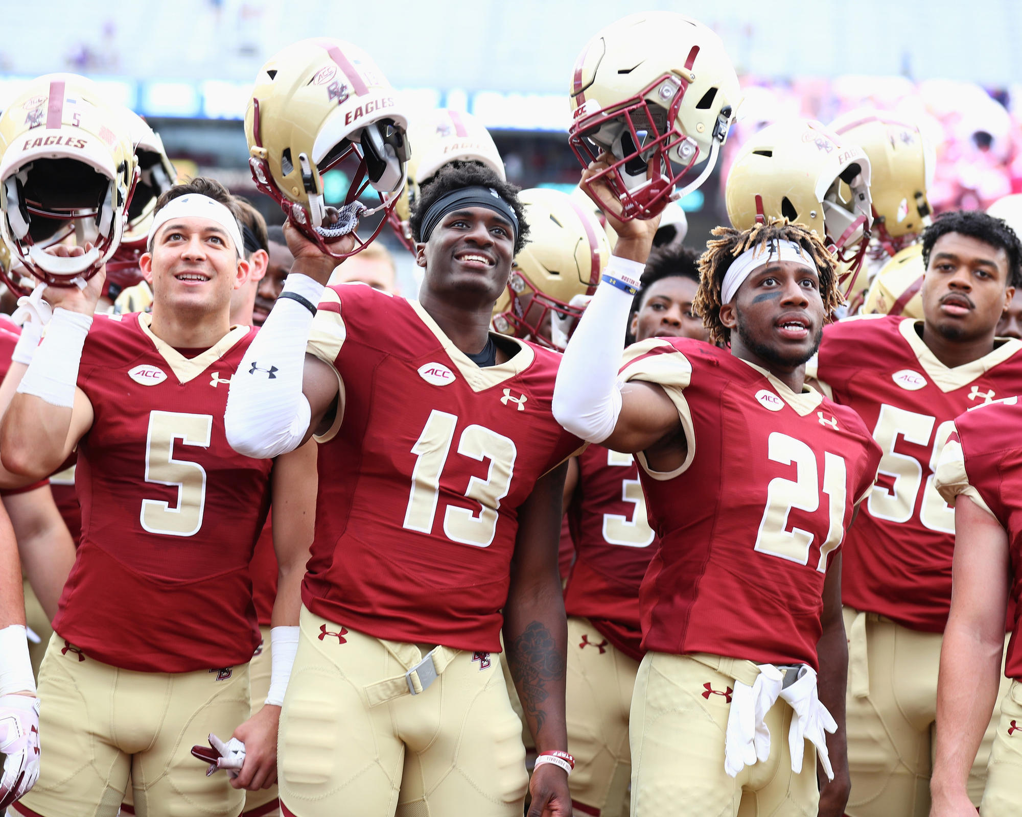 Top 10 most surprising college football teams so far this ...