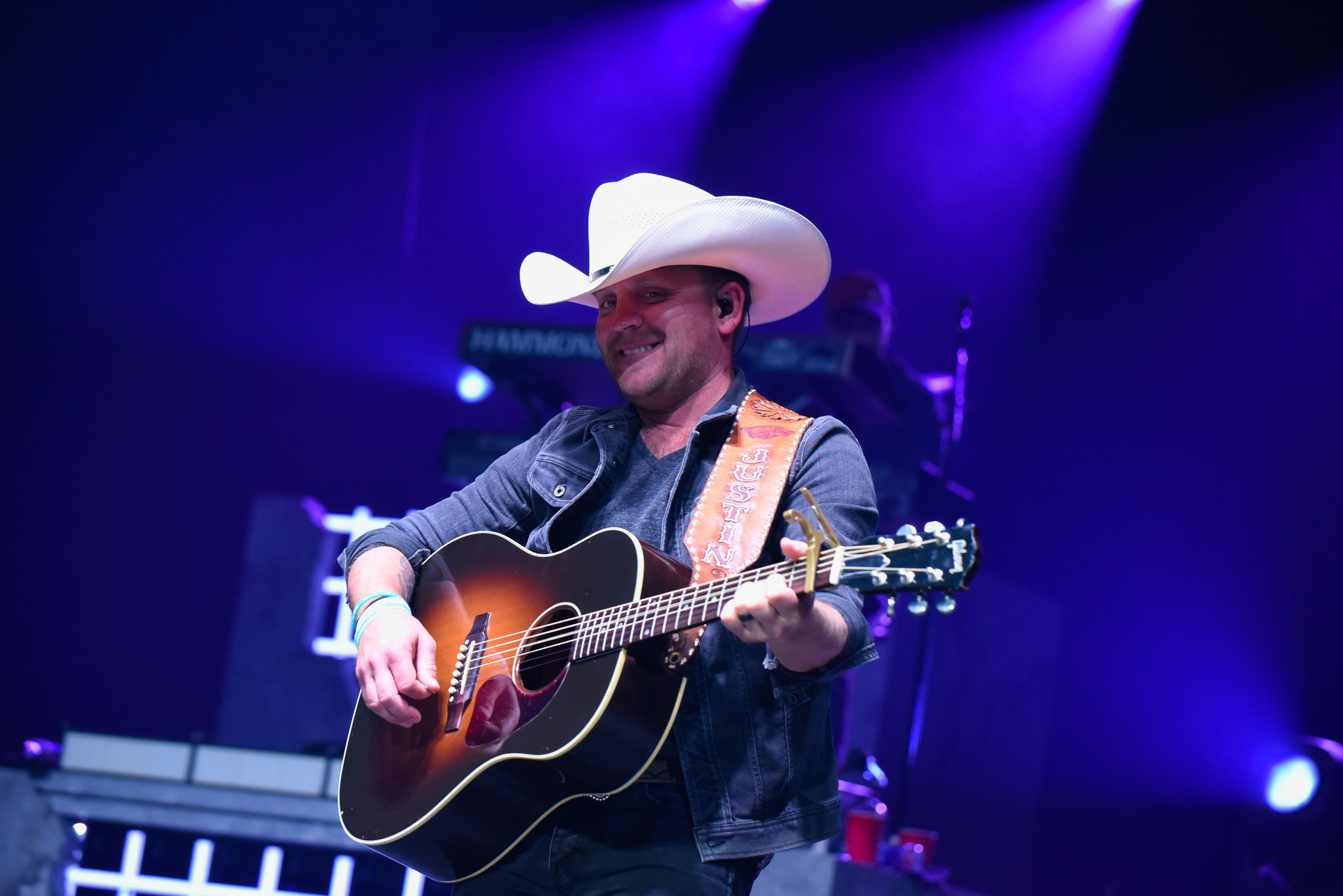 MSDCountryStrong concert featuring Justin Moore at FAU in